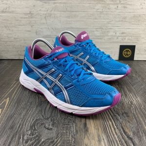 Asics l Gel Contend - Blue/Purple - 10